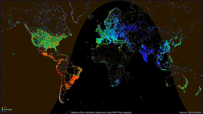 internet-usage-of-the-world