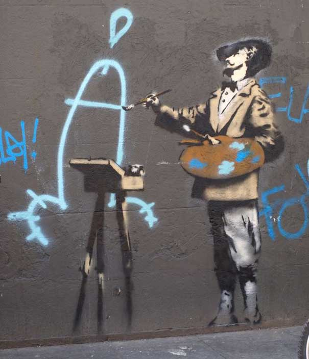 banksy-graffiti-street-art-artist-dick