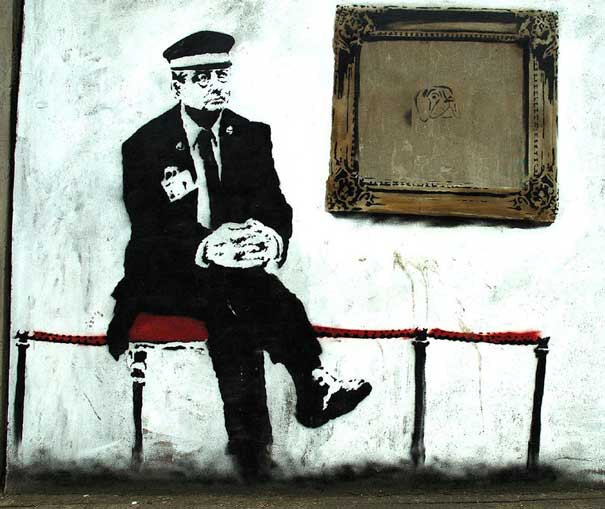 banksy-graffiti-street-art-man-picture-dog