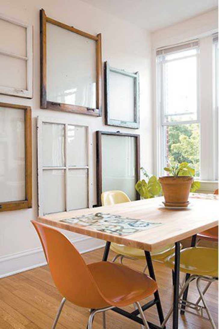 15 sensacionales ideas para reciclar tus ventanas upsocl for Where to recycle old windows
