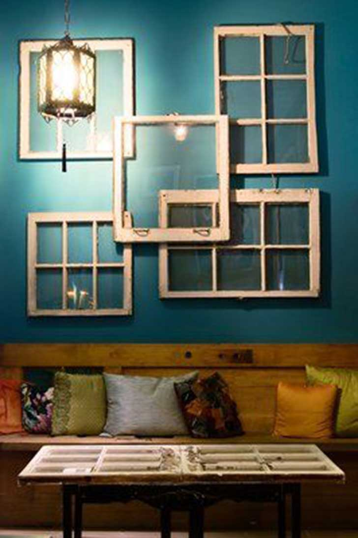 15 sensacionales ideas para reciclar tus ventanas goplaceit for Where to recycle old windows