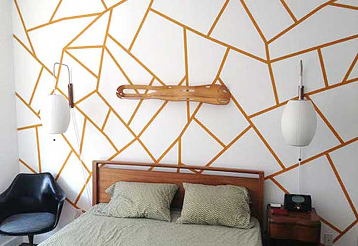 17-Simple-Painters-Tape-Pattern-Wall-Art