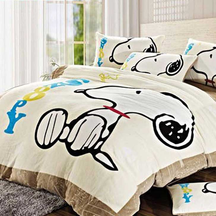 Snoopy Bedding King Size