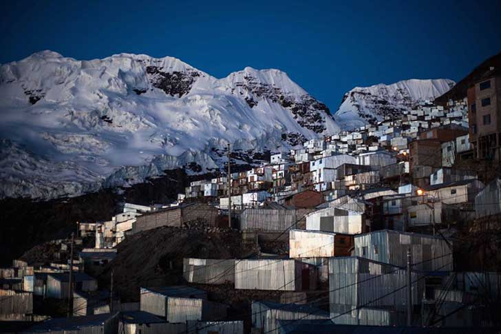 the-settlement-has-been-built-at-an-astonishing-height-of-16700-feet-and-lies-in-the-shadow-of-bella-durmiente--or-sleeping-beauty--an-enormous-glacier-that-lurks-over-the-town