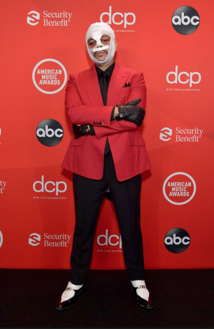 The Weeknd AMAs