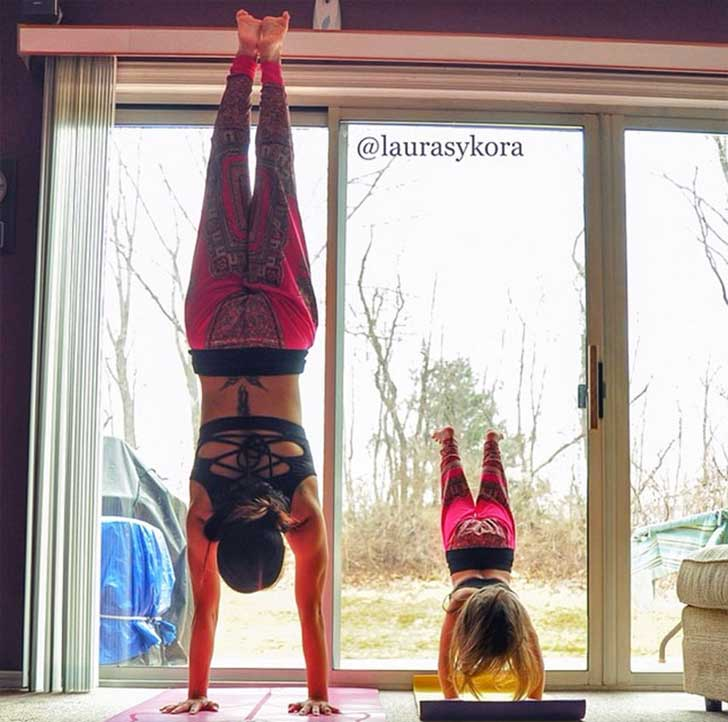 Headstand