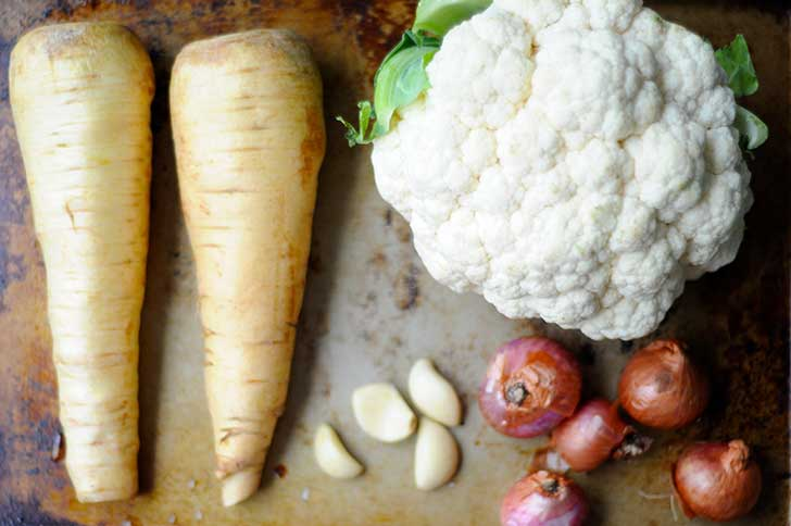 cauliflower-parsnip