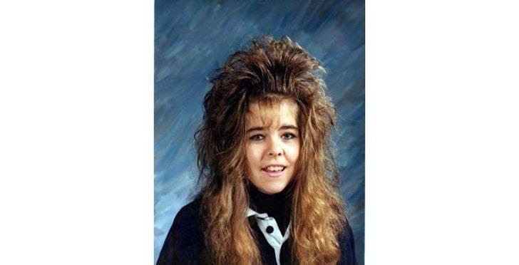 Banging peinados ochenteros Imagen de tutoriales de color de pelo - 33 peinados ochenteros que te harán llevarte las manos a ...