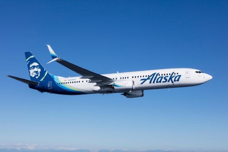 Alaska Airlines Adds New Flights to Newark, New Jersey from Key West Coast Hubs and Focus Cities (PRNewsFoto/Alaska Airlines)