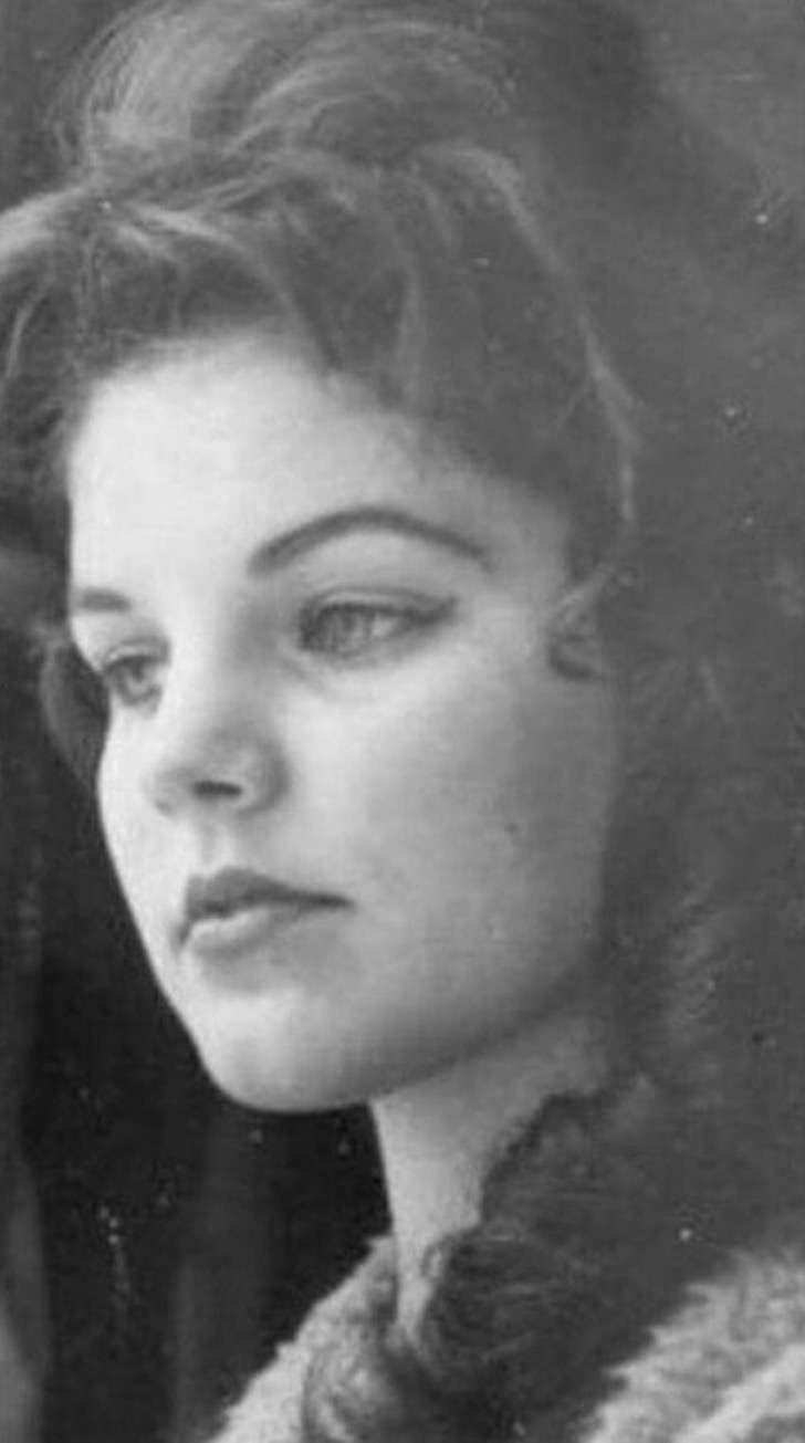 Resultado de imagen para Priscilla, a los 14 años
