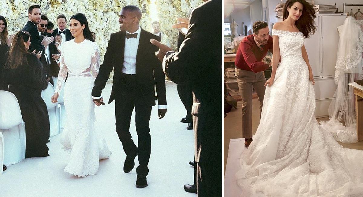 Son caros los vestidos de novia