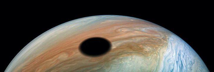 NASA publica maravillosas imágenes de Júpiter. El planeta más ...