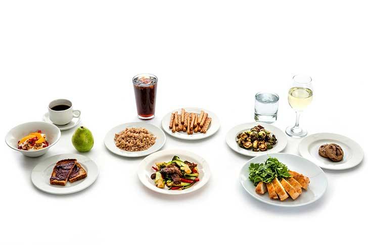 Comer 2000 calorias al dia